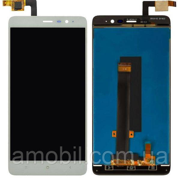 Дисплей + Сенсор Xiaomi Redmi Note 3 Pro SE (Special Edition) (149мм) white orig