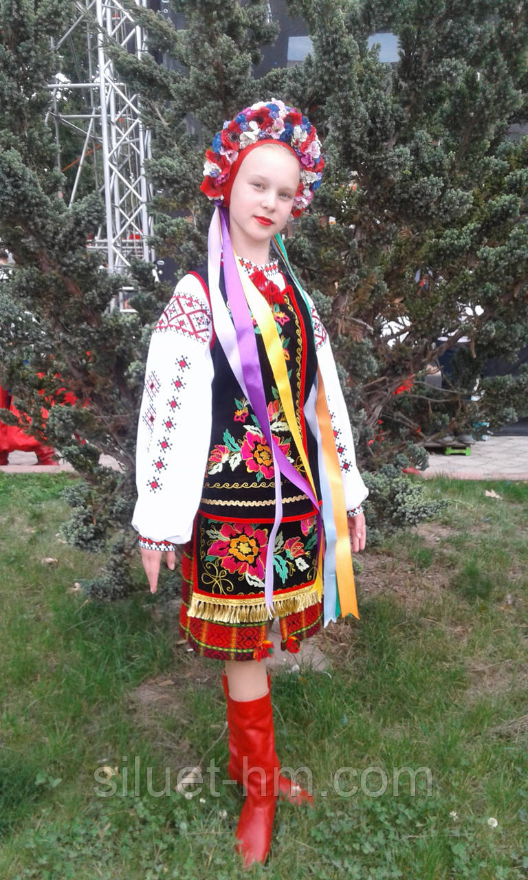 Український костюм Центральна Україна