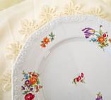 Красиве порцелянове блюдо, фарфор, Rosenthal, Розенталь, Магіа, Марія, Німеччина, 27 см, фото 5