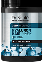 Маска для волосся Dr.Sante Hyaluron Deep hydration 1000 мл