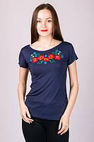Харьков Вышиванка женская футболка LVF-1