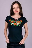 Харьков Вышиванка женская футболка LVF-5