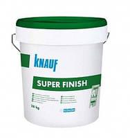 Шпатлевка Knauf Super Finish (Кнауф Супер Финиш) пастоподобная 28 кг