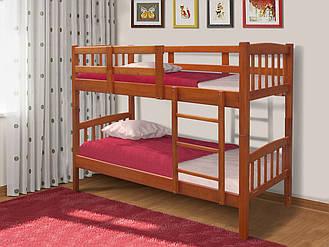 Кровать двухъярусная Бай-Бай сосна