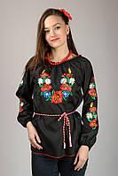 Харьков Вышиванка женская блуза LS-1