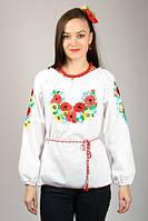 Харьков Вышиванка женская блуза LS-3