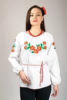 Харьков Вышиванка женская блуза LS-4