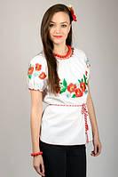 Харьков Вышиванка женская блуза LS-7