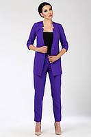 ТМ Ghazel Костюм женский Классика фиолетовый Ghazel