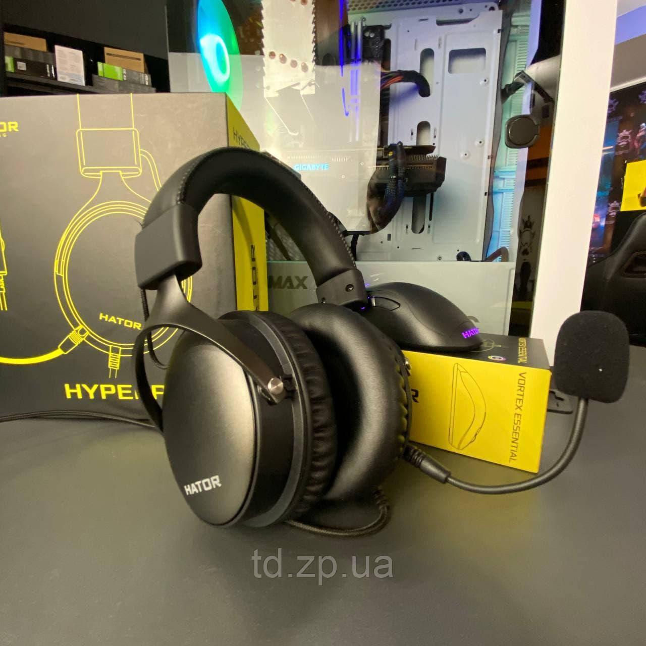 Навушники HATOR Hyperpunk