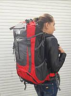 Рюкзак туристичний The North Face (097)похідний,каркасний,міцний,великий 65л, фото 1