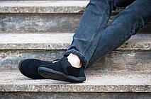 Мокасини еспадрільї чоловічі літні чорні 40 розмір, фото 2
