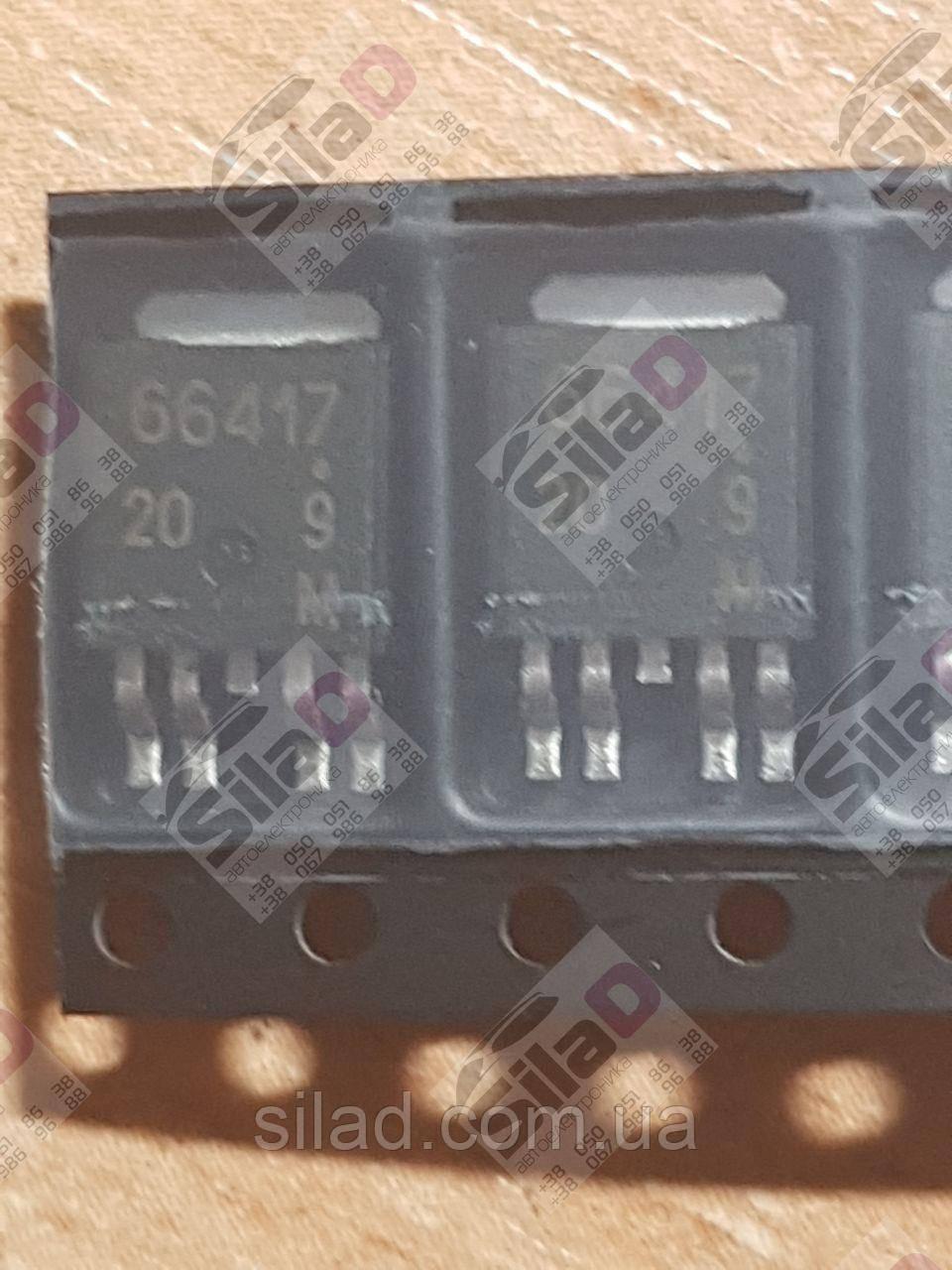 Транзистор NEC 66417 корпус TO252-4