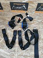 Задние ремни безопасности DAEWOO Lanos ( Ланос) Sens (Сенс) бу оригинал комплект