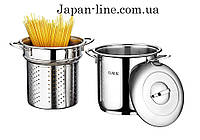 Кастрюля для спагетти OMS 4008 5 л