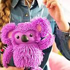 Интерактивная игрушка Jiggly Pup - Зажигательная коала (фиолетовая) JP007-PU, фото 6