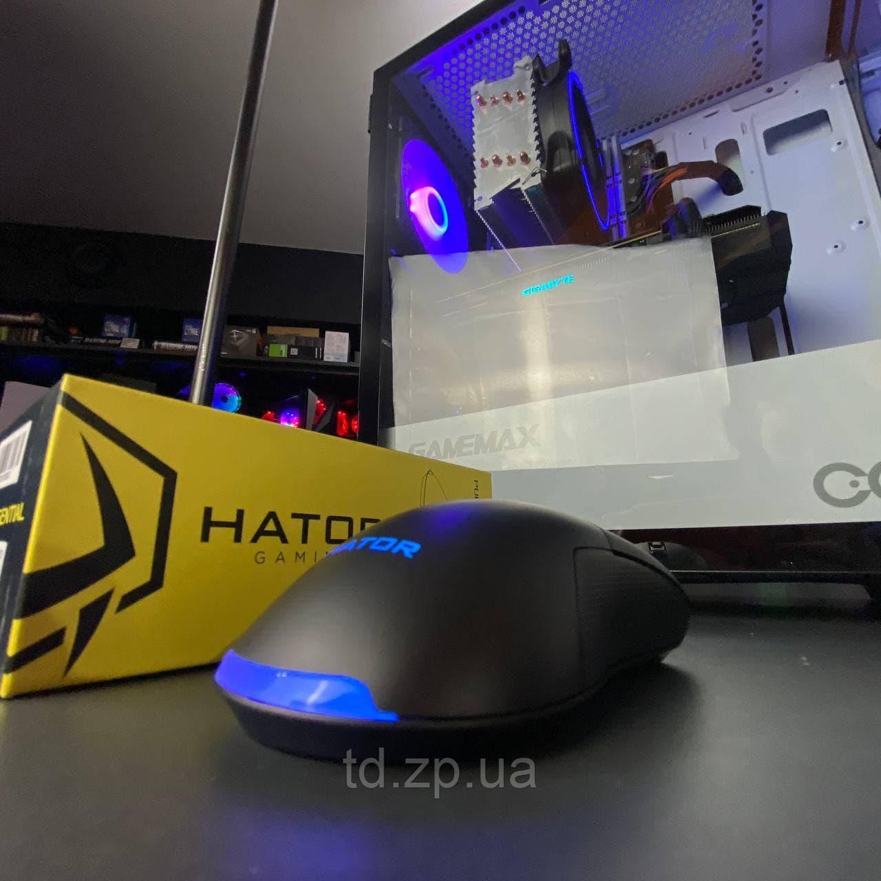 Мышь  Hator Vortex Essential