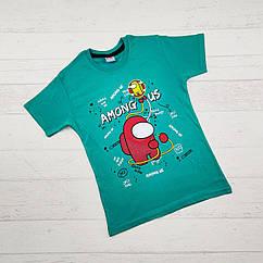 Детская футболка оптом 9,10,11,12 лет для мальчиков.