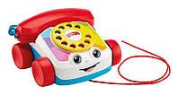 Fisher-price игрушка - каталка телефон chatter telephone FGW66