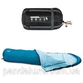 Туристический спальный мешок Bestway 68066 на затяжках