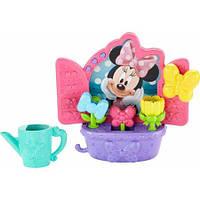 Fisher-Price Игрушка для ванны цветочник Минни Маус Disney Minnie Mouse Bow-tiful Bath Blooms 08459