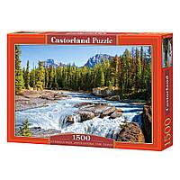 """Пазл """"Горная река"""", 1500 элементов Castorland (5904438150762)"""