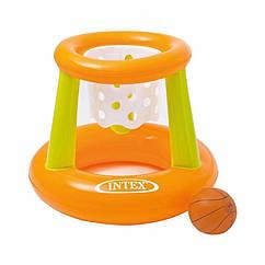 Надувное баскетбольное кольцо Intex 58504 (67 x 55 см)