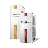 Inderma комплекс від псоріазу крем+краплі Индерма 12526, фото 1