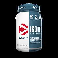 Протеин изолят Dymatize  ISO100 725g (ВАНИЛЬ)