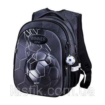 Рюкзак шкільний для хлопчиків Winner One R1-007, фото 2