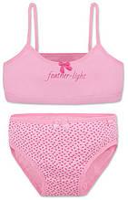 Детский комплект белья для девочки  (рост 140-146)