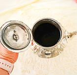 Посріблений англійська заварювальний чайник, сріблення, мельхіор, GRAYSON & SON, Англія, фото 8