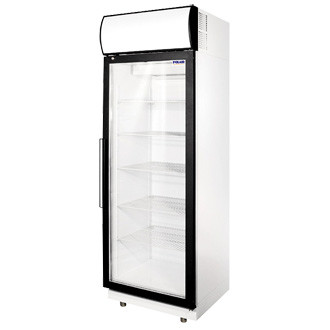 Шафа холодильна DP105-S Polair