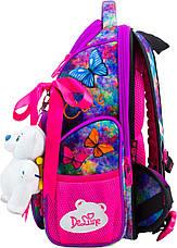 Шкільний ранець для дівчаток DeLune 11-028, фото 2