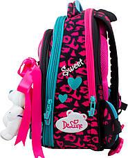 Шкільний ранець для дівчаток DeLune (9-123), фото 2