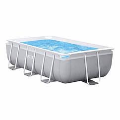 Прямоугольный каркасный бассейн Intex 26784 (300 x 175 x 80 см) Prism Frame Pool