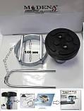 Прооставка гвинтова для 2-х стоичных підйомників м/п 5т МODENA Equipment MO-5000EB/ MO-5015EACF d-61, фото 4
