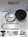 Прооставка винтовая для 2-х стоичных подъемников г/п 5т МODENA Equipment MO-5000EB/ MO-5015EACF d-61, фото 4