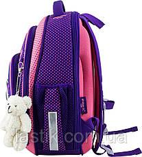 Шкільний ранець для дівчаток Winner One 7003 Full Set, фото 3