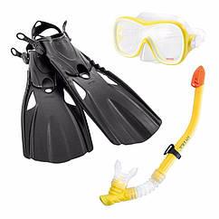 Набір для плавання Intex 55658 Wave Rider Swim Set