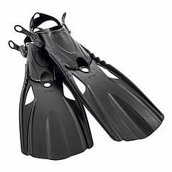 Ласти для плавання Intex 55635 (Чорний) Large Super Sport Fins (41-45)