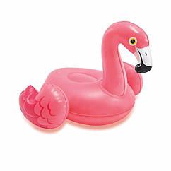 Надувная игрушка Intex 58590 Puff 'n Play (Фламинго)