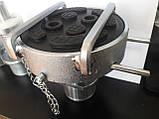 Прооставка гвинтова для 2-х стоичных підйомників м/п 5т МODENA Equipment MO-5000EB/ MO-5015EACF d-61, фото 6