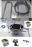 Прооставка винтовая для 2-х стоичных подъемников г/п 5т МODENA Equipment MO-5000EB/ MO-5015EACF d-61, фото 5