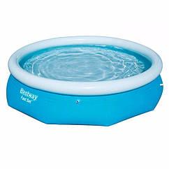 Надувной бассейн Bestway 57266 (305-76 см) Fast Set