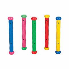 Набор для подводной игры Intex 55504 Палочки (5 шт) Underwater Play Sticks
