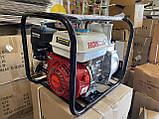Бензиновая мотопомпа HONDA WP30, фото 3