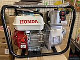 Бензиновая мотопомпа HONDA WP30, фото 2