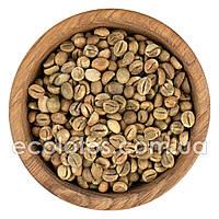 Зеленый кофе в зернах робуста 1 кг, Индия