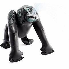 Надувной разбрызгиватель Intex 56595 (170 x 170 x 185 см) Огромная горилла